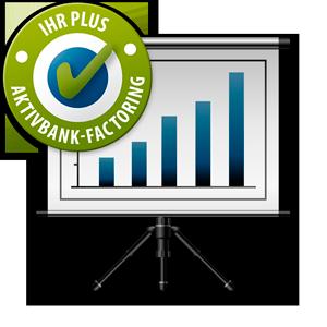 Erfahren Sie mehr über Factoring mit der Aktivbank und dessen Vorteile